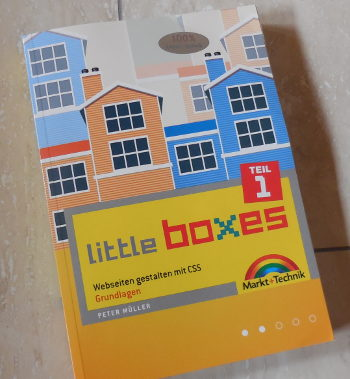 Das Buch Little Boxes
